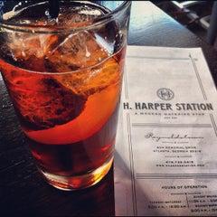 Photo taken at H. Harper Station by Kit L. on 5/6/2012