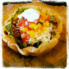 Photo taken at Qdoba Mexican Grill by Nicole L. on 7/26/2012