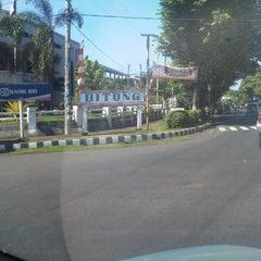 Photo taken at Kota Bitung by daz on 8/2/2012