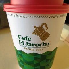 Photo taken at Café El Jarocho by Isack on 8/31/2012