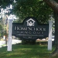 Photo taken at Homeschool Hangout Bookstore by Linda on 8/16/2012