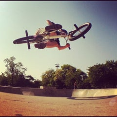 Photo taken at Wilson Skate Park by Rob J. on 5/20/2012