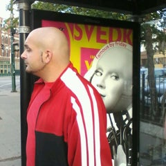 Photo taken at CTA Bus Stop 738 by Andrealyn R. on 6/2/2012
