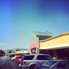 Photo taken at Gilroy Premium Outlets by Greg B. on 7/16/2012