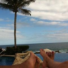 Photo taken at Pool & Margarita Bar by Michelle B. on 3/19/2012