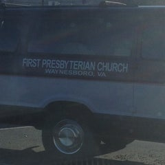 Photo taken at First presbyterian church by Marcus S. on 3/11/2012