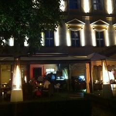 Photo taken at The Mark Luxury Hotel Prague by Jan L. on 8/29/2012