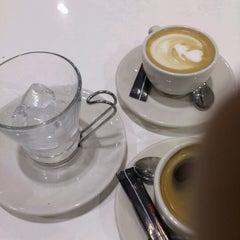 Photo taken at Café Tortoni by Alberto P. on 7/8/2012