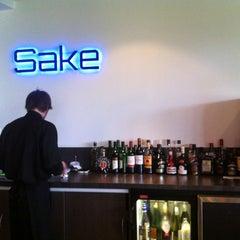 Photo taken at Sake by Maurice S. on 7/18/2012