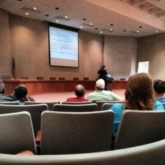 Photo taken at Goodlettsville City Hall by Andre V. on 8/4/2012