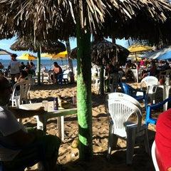 Photo taken at Barraca do Joca by Tom O. on 4/8/2012