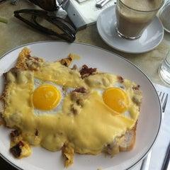 Photo taken at Café De Prins by Monika B. on 6/28/2012