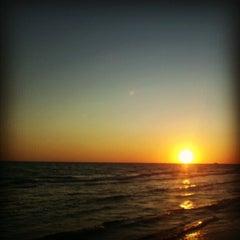 Photo taken at Treasure Island Beach by Becky B. on 4/26/2012