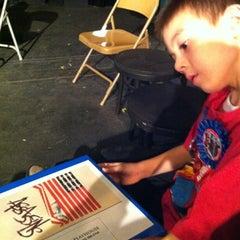 Photo taken at Camarillo Skyway Playhouse by Eric U. on 8/7/2012