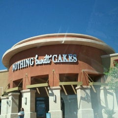 Photo taken at Nothing Bundt Cakes by D J. on 9/27/2011
