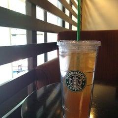 Photo taken at Starbucks (สตาร์บัคส์) by JaOh J. on 4/24/2012