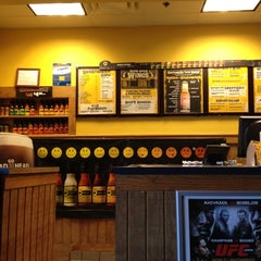 Photo taken at Buffalo Wild Wings by Clarence G. on 2/17/2012