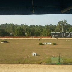 Photo taken at Pensacola Greyhound Track by Gerald A. on 6/3/2011