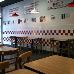 Photo taken at Five Guys by David N. on 11/3/2011