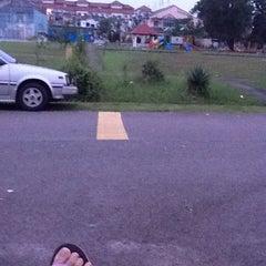 Photo taken at Taman Permainan by Nurul H. on 3/19/2012