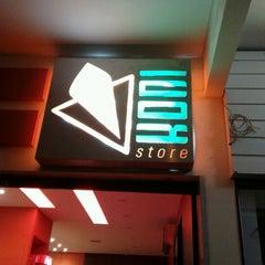 Photo taken at Koni Store by Nelio M. on 7/12/2012