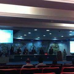 Photo taken at Tribunal Regional do Trabalho da 23ª Região (TRT23) by Denise N. on 5/7/2012