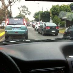 Photo taken at Av. Las Fuentes by Juanma K. on 2/10/2012