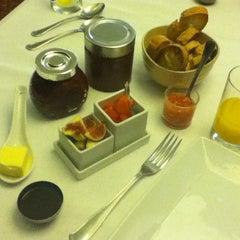 Photo taken at La Grava Hotel by Mangel T. on 9/4/2012