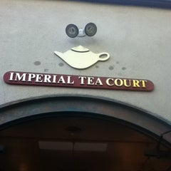 Photo taken at Imperial Tea Court by Luca S. on 6/25/2012