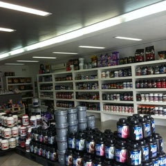 Photo taken at Vitaminar Shop by Michael B. on 4/10/2012