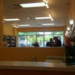 Photo taken at Salon Siz-O-Daz by Amy D. on 5/25/2012