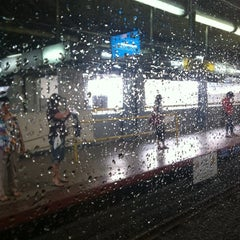 Photo taken at LRT 1 (5th Avenue Station) by Ed-mark G. on 5/11/2012