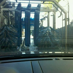 Photo taken at Haven Car Wash by Curtis on 10/8/2011