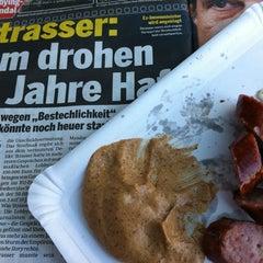 Das Foto wurde bei Würstelstand Zur Oper von EGON S. am 8/10/2012 aufgenommen