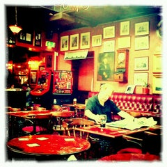 Photo taken at King William IV by Suzi on 5/15/2011