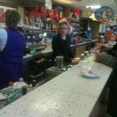 Photo taken at Bar Birra Moretti by mauro m. on 12/31/2011