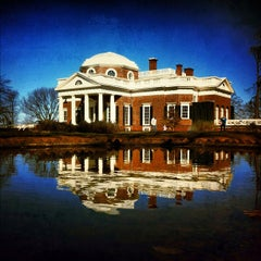 Photo taken at Monticello by Joel W. on 2/26/2012