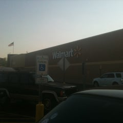 Photo taken at Walmart Supercenter by Kacey M. on 9/9/2011