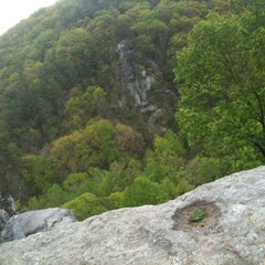 Photo taken at Rocks State Park by Ed I. on 4/28/2012
