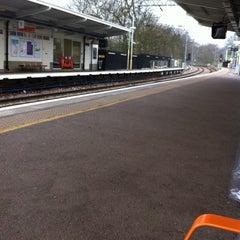 Photo taken at Gospel Oak London Overground Station by Miheil on 3/28/2011