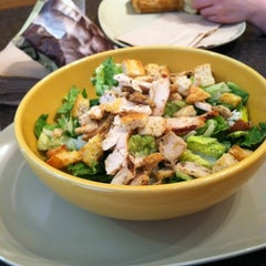 Photo taken at Panera Bread by Amy T. on 3/13/2012