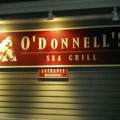 Photo taken at O'Donnell's Sea Grill by Mike Q. on 8/17/2012