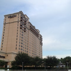 Photo taken at The Westin Savannah Harbor Golf Resort & Spa by Tom S. on 9/7/2012