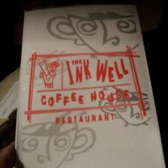 Photo taken at Inkwell Coffeehouse by Nicholas S. on 11/26/2011