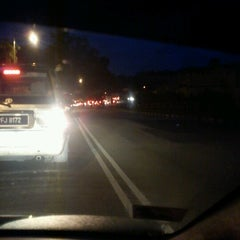 Photo taken at Bayan Lepas Intersection by Eddy J. on 7/17/2012