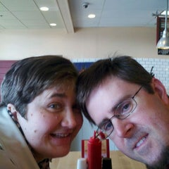 Photo taken at Jake's Wayback Burgers by Paul A. on 12/26/2011