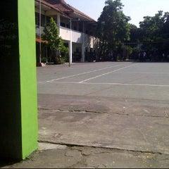 Photo taken at SMAN 7 Surakarta by Caroline A. on 7/4/2011