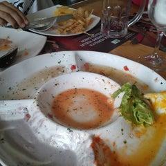 Photo taken at Restaurante El Morocho by Gonzalo J. on 10/30/2011