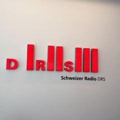 Photo taken at Schweizer Radio SRF Studio by M.P. N. on 6/25/2012