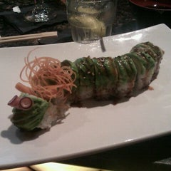 Photo taken at Seven Steakhouse Sushi Ultralounge &  Skybar by Laura J. on 10/8/2011